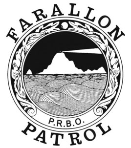 Vito and Linda are members of the Farallon Patrol, who deliver supplies and visit the islands.